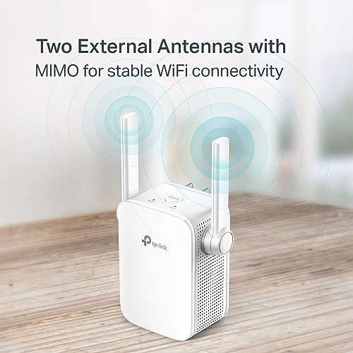 Buy TP-Link   N300 WiFi Range Extender   Up to 300Mbps
