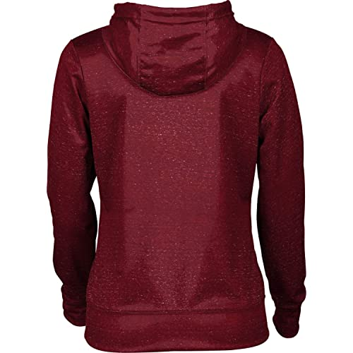 ProSphere Iowa State University Basketball Womens Pullover Hoodie Old School School Spirit Sweatshirt