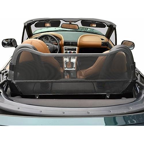 Draft-Stop Wind Stop BMW Convertible Aperta Wind Deflector fits ...