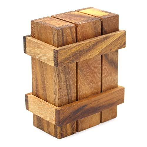 Buy Gift Card Case Holder In Secret Box Wooden Style To Challenges