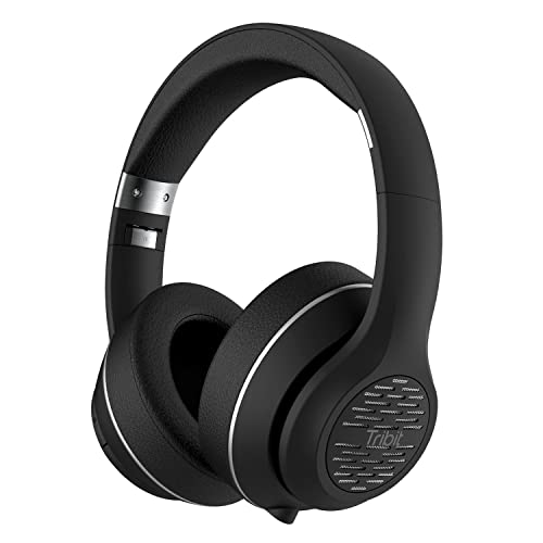 3258038074b Tribit XFree Tune Bluetooth Headphones Over Ear - Wireless Headphones 40  Hrs Playtime, Hi-