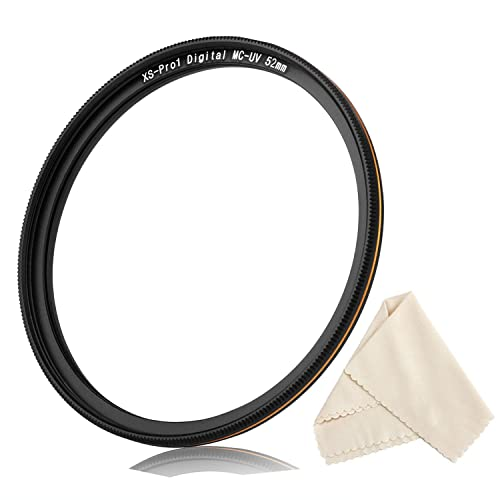 16 Layers Multicoated JONGSUN 95mm UV Filter Ultra-Slim SCHOTT B270 Lens Cloth Kit S-Pro HD Nano MRC16 Camera Ultraviolet Protection Filter