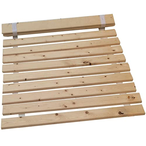 Bespoke or Custom Length Also Available in Any Length . 5 Slats Pack Individual Premier Grade Replacement Beech Sprung Wooden Bed Slats 53mm x 8mm x 915mm