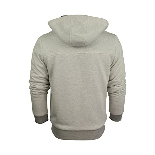 mens sweatshirts//jumpers by Threadbare fleece lined