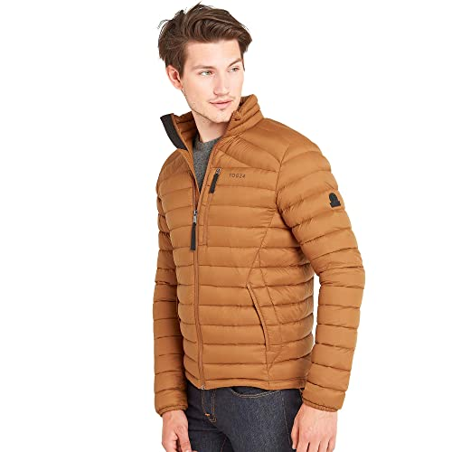 TOG 24 Drax Mens Packable Down Jacket Padded Ultra Warm 90/% Duck Down 800 Fill Power 10/% Feather Filling Perfect for Bulk Free Outer or Mid Layer Coat Adds Warmth Transforms Into Travel Pillow