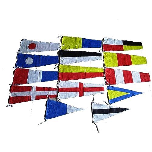 Nautical//Boat Marine P International Code Naval Signal Flag 5113 8 X 13