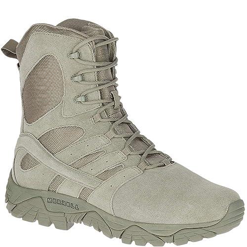 MERRELL Agility Peak J17763 Tactical Military Army Combat Desert Shoes Mens New