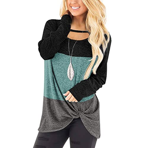 ToBeInStyle Women/'s Long Sleeve Deep V-Neck Knitted Button Up Cardigan Sweater
