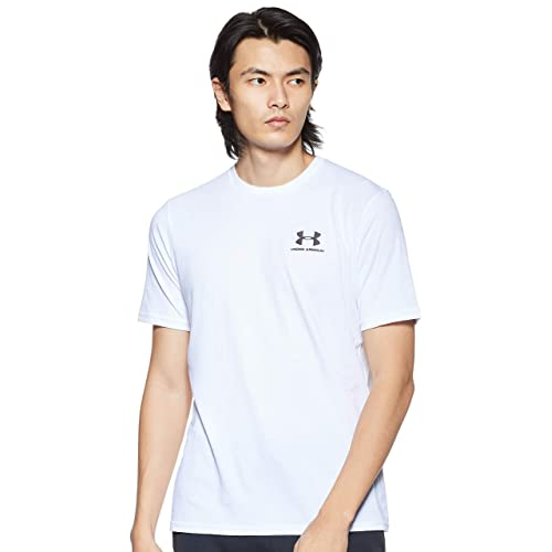 Under Armour Mens Sportstyle Short Sleeve T Shirt Tee Top Brown Sand Sports Gym