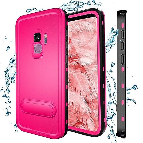 new product dc17d d843c Buy Samsung Galaxy S9 Waterproof Case, Shockproof Dustproof ...