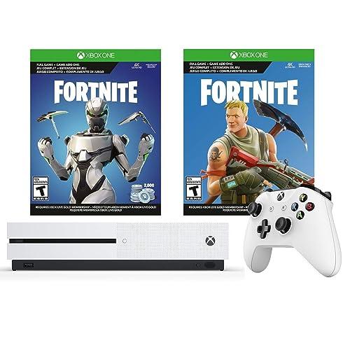 Buy Xbox One S Fortnite Eon Cosmetic Epic Bundle Fortnite
