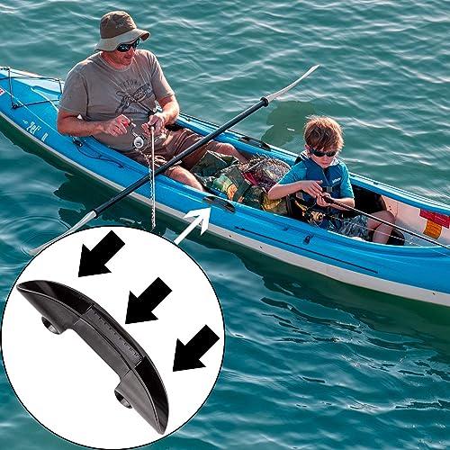 4 Pcs Kayak Canoe Boat Hull Coarse Thread Drain Plug Kit