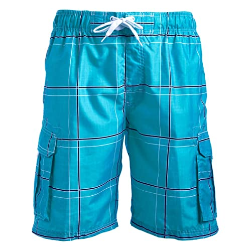 808366bb60 Buy Kanu Surf Men's Echelon Swim Trunks (Regular & Extended Sizes) with  Ubuy Kuwait. B07PBCQFKR