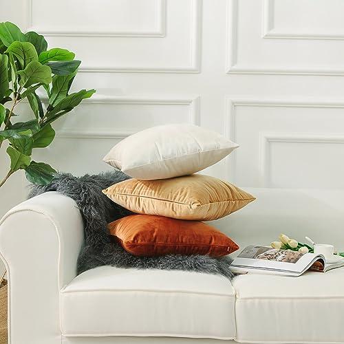 Set Of 2-26 X 26 Premium Hypoallergenic Stuffer Pillow Insert Sham Square Form P