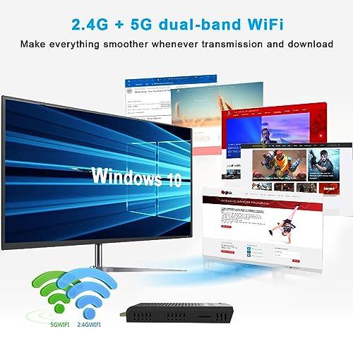 Buy ACEPC T6 Mini PC Stick, Intel Atom Z8350 Windows 10 Pro Fanless