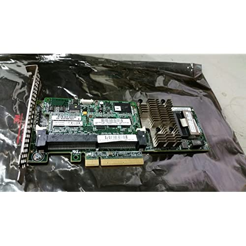 PCIe3 x8 low profile SAS controller HP 729635-001 Smart Array P430 controller board Has one internal x8 wide mini-SAS port Does not include memory or backup power For up to 6Gb//sec transfer rate for SAS
