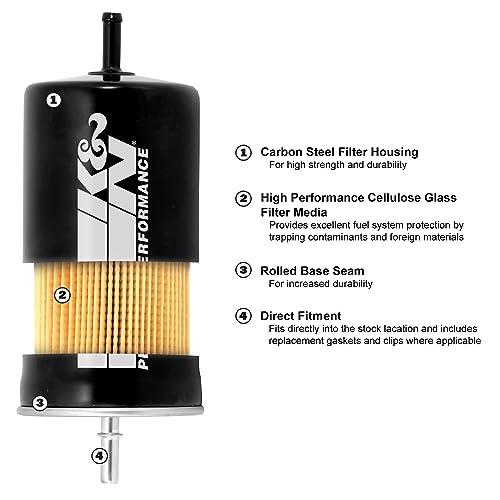 K/&N PF-1200 Fuel Filter