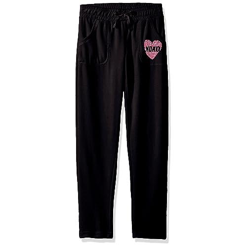 XOXO Girls Big Velour Pant