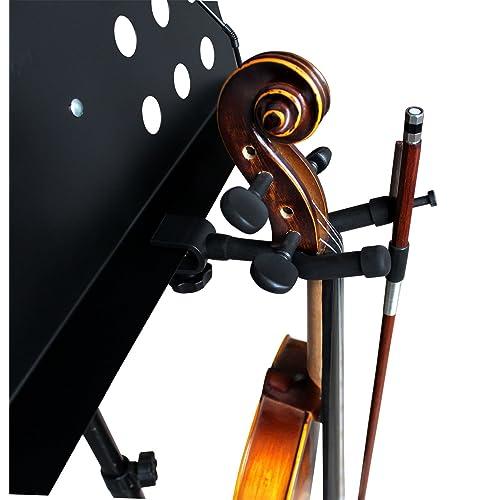 @ Music Stand Holder Orchestra String Swing Mic Violin Hanger Portable Instrumen