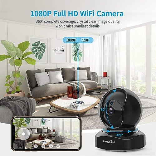Buy IP Camera, Wireless Security Camera 1080P HD Wansview