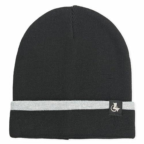 6032e999b071 Buy LETHMIK Winter Beanie Skull Cap Warm Knit Fleece Ski Slouchy Hat for Men  & Women with Ubuy Kuwait. B075GJQQPP