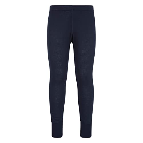 Quick Dry For Camping in Winter Mountain Warehouse Talus Kids Thermal Baselayer Trousers