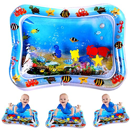 Urmelody Inflatable Water Mat for Baby Kids Play Patted Pad Infants /& Toddlers