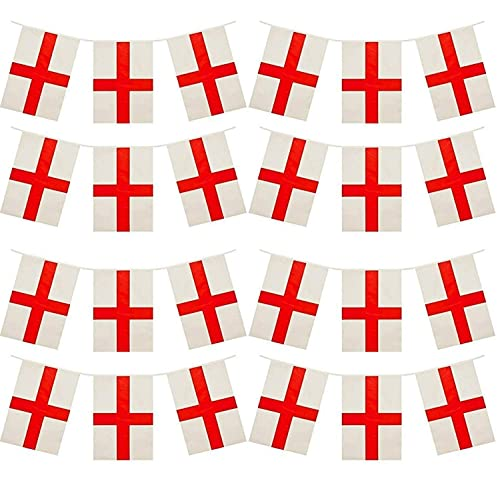 GrassVillage MEGA VALUE 24 Flags Quality France flag Bunting 10m//30 FEET Party Decoration French Bunting Banner for World Cup 2018 Day or Party Decoration
