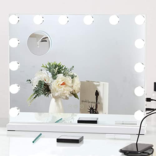 Lights Hollywood Lighted Makeup Mirror