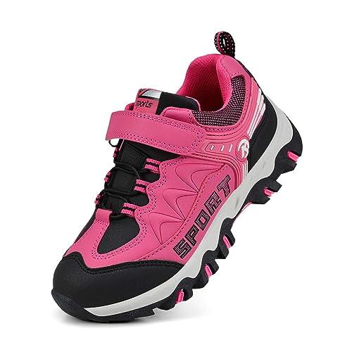 b41e303ca89a7 Buy Simasoo Boys Girls Sneakers Kids Walking Hiking Trail Running ...