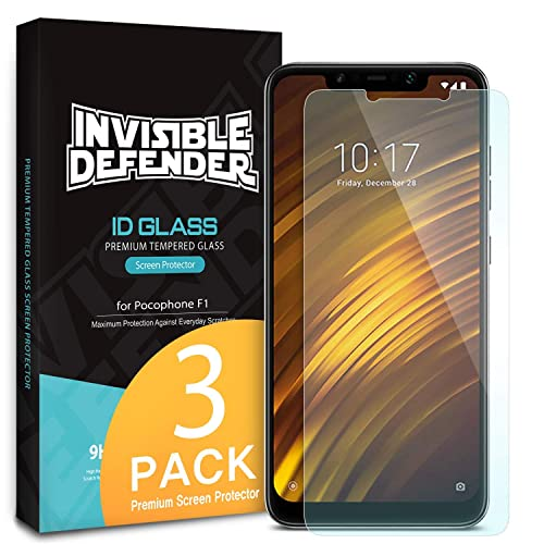 Buy Ringke Invisible Defender Glass 3 Pack Compatible with