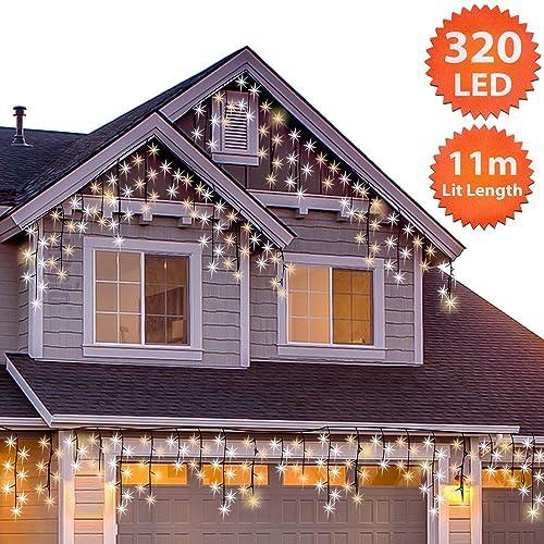 Lighting 3m 90 Led Window Curtain