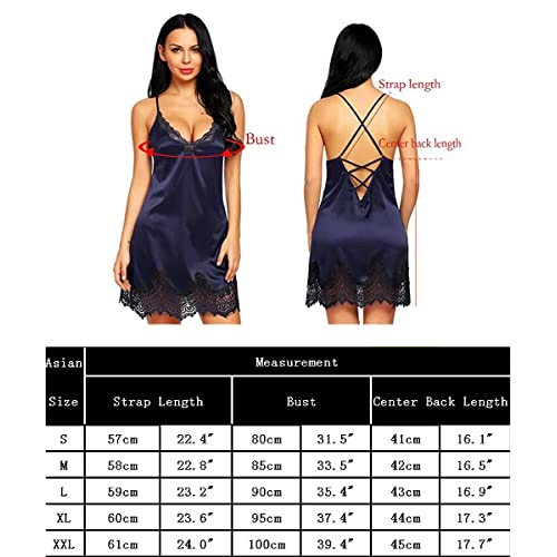 LilySilk Womens 100 Silk Nightdress Short Low Scoop Back Ladies Chemise Nightgown 16 Momme Pure Silk