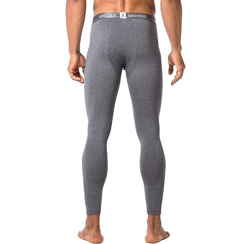 Kasebay Mens Thermal Underwear Set Long Sleeve Top /& Long Johns Set Undershirt Under Pants Warm Underwear Baselayer for Winter V Neck