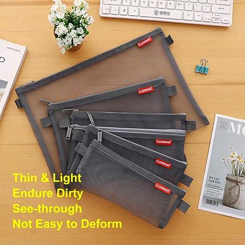 Mychooseus expanding file folder,12pockets High Capacity Plastic Stand Bag,multicolor portable Expanding Wallets for Business//Office//Study