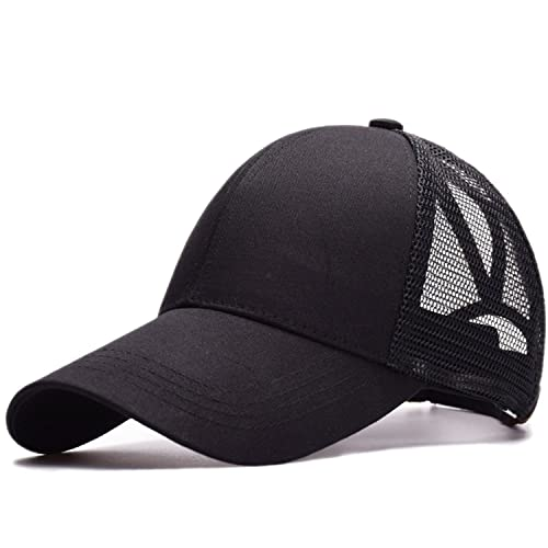 Unisex Mesh Hat,UUSUNI Embroidered Casual Baseball Caps Summer Breathable Outdoor Hats Hip Hop Caps