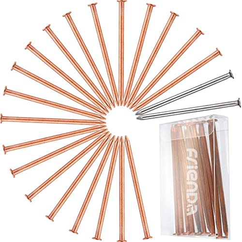 5 x 65mm Copper Nails Very Large Tree Stump Killer Tree Removal Gardening Home
