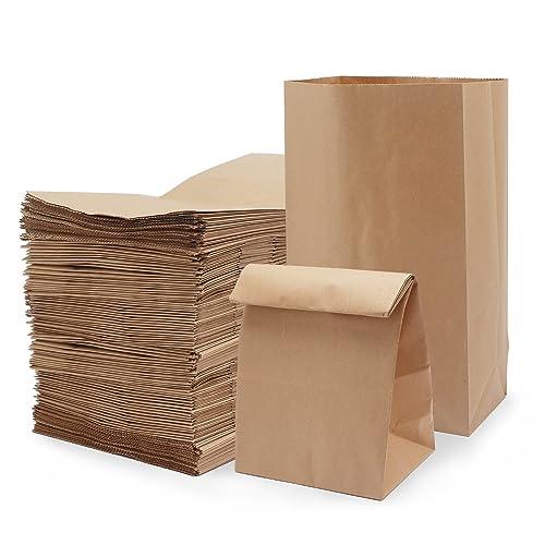 675f20d4a297 Buy Paper Lunch Bags, Segarty Brwon Kraft Paper Grocery Bags 11'' X ...