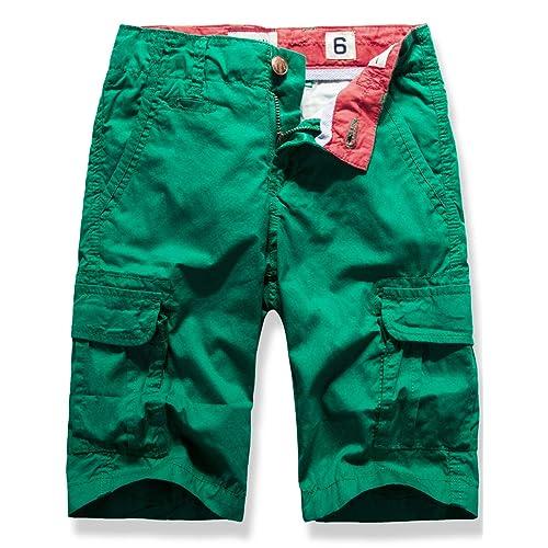 b9b5b58633 Buy WIYOSHY Boys' Solid Color Lightweight Adjustable Waist Multi Pocket Cargo  Shorts with Ubuy Kuwait. B07PJPNGS9