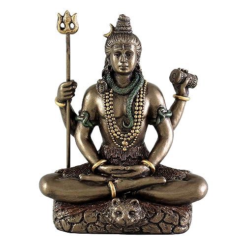 Veronese Figurine Indian Elephant God Ganesha Dancing Statue Bronze//ganesh statues,ganesh brass statues,ganesha idol,ganesha brass idol,ganesha wall hanging