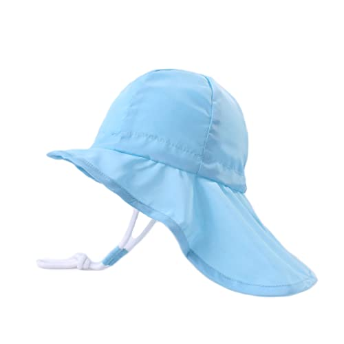 85e99665 Buy LANGZHEN Summer Sun Protection Hat for Baby Kids Boys Girls Neck Flap  Summer Play Hat with Mesh Vent with Ubuy Kuwait. B07Q71ZC5N