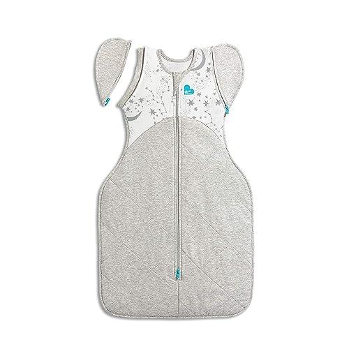1.0 TOG Celestial Nights Love To Dream Swaddle UP 50//50 Designer Transition Bag Medium 6kg-8.5kg