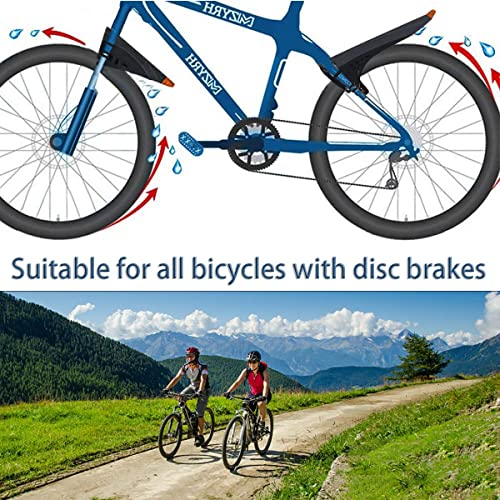 Mud Guard Cycling Fat Tire Replacement Front Rear MTB Bikes Snow Bicycle 26 Inch