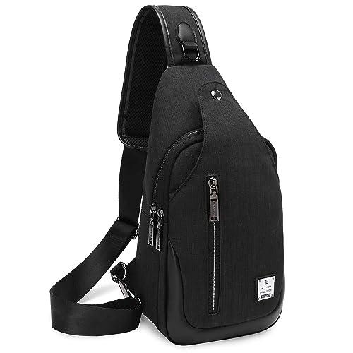 Sling Bag chest bag Business Lightweigh Men and Women Hiking Daypack