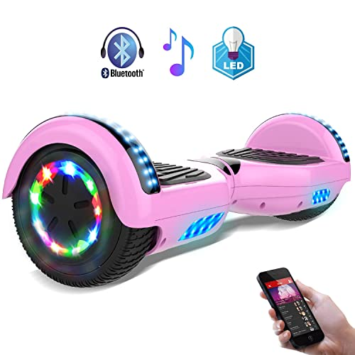 Bluetooth Led Light Segway 2 350W Chrimas gift RCB Hover Scooter board Self Balancing scooter overboardboard 6.5 inches Smart Electric Scooter for Adults Kids