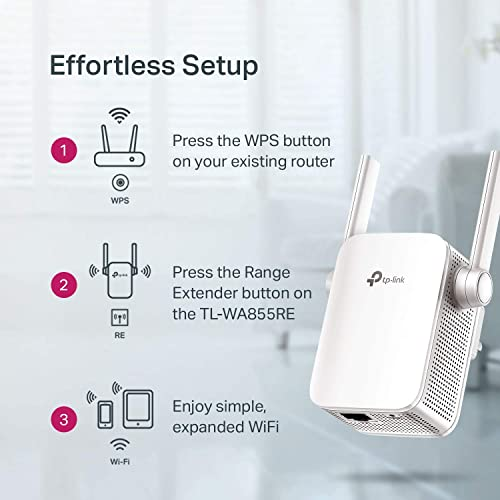 Buy TP-Link | N300 WiFi Range Extender | Up to 300Mbps