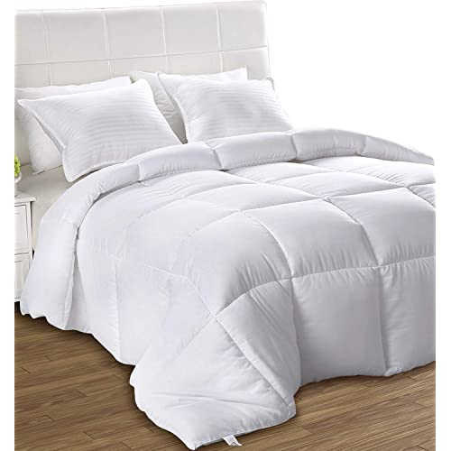 Anti Allerrgy Ultra Down Microfibre Box Stiched Duvet Quilt All UK Sizes /& Togs