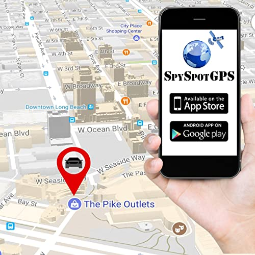 OBD 2 Real Time 4G LTE GPS Tracker for Vehicles by Spy Spot