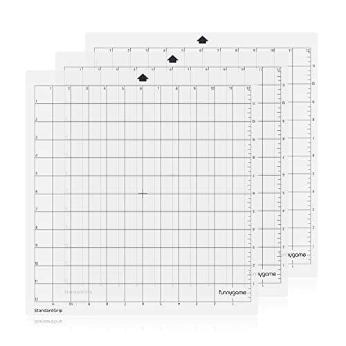 Funnygame Cutting Mat for Silhouette Cameo 3//2//1