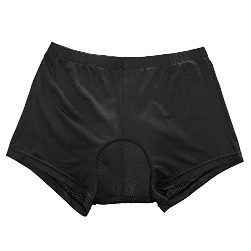 Lightweight REEHUT Mens 3D Padded Bicycle Cycling Underwear Shorts Pants Breathable /& Elastic